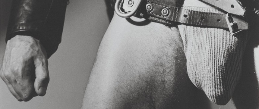 Gay Leather & Jockstrap