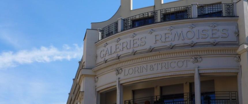 Galeries rémoises - Reims