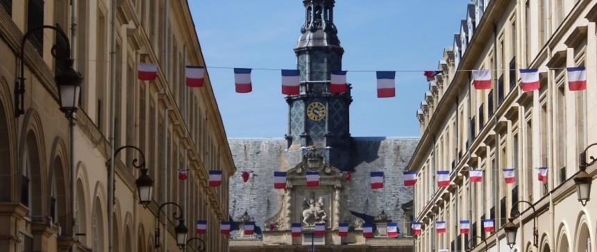 Mairie de Reims - 14 juillet