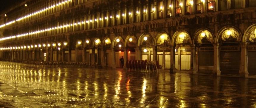Piazza San Marco - Venise
