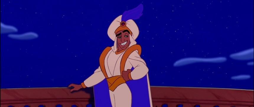 Prince Aladdin - Disney