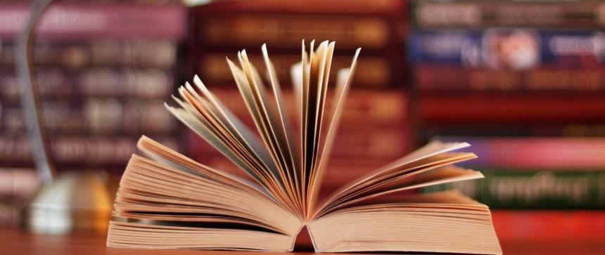 Pages ouvertes d'un livre