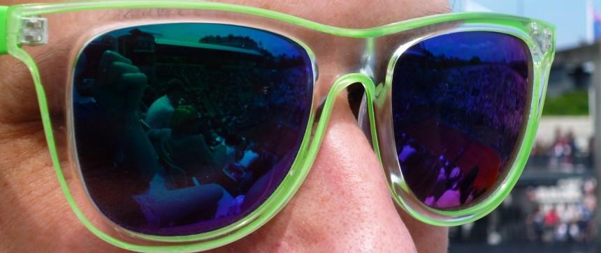 Lunettes de soleil - Roland Garros