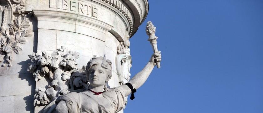Liberté - Place de la République
