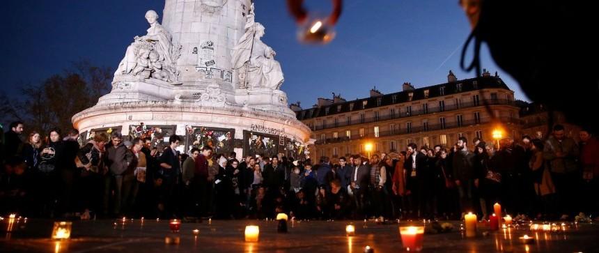 Hommage Victimes Attentats Paris
