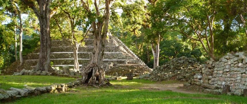 Site maya de Copán - Honduras