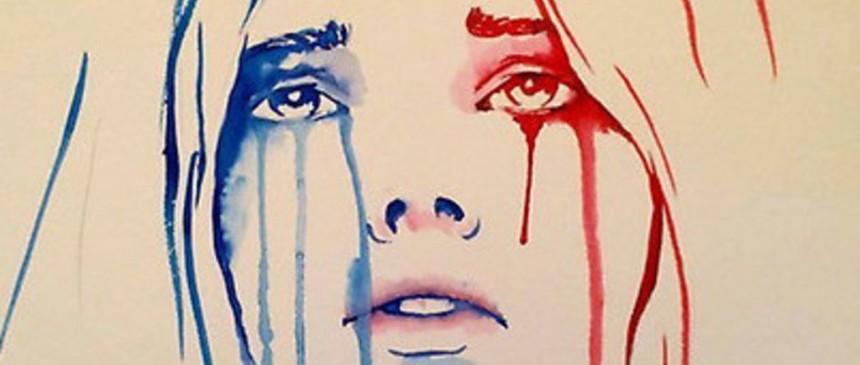 Marianne pleure - Attentats de Paris
