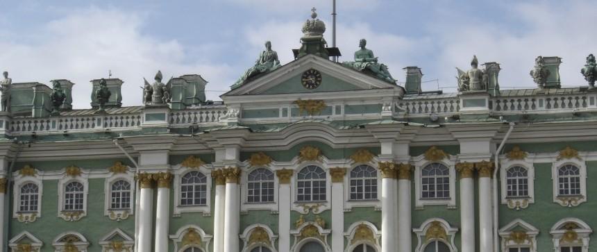 Palais de l'Ermitage - Saint-Pétersbourg