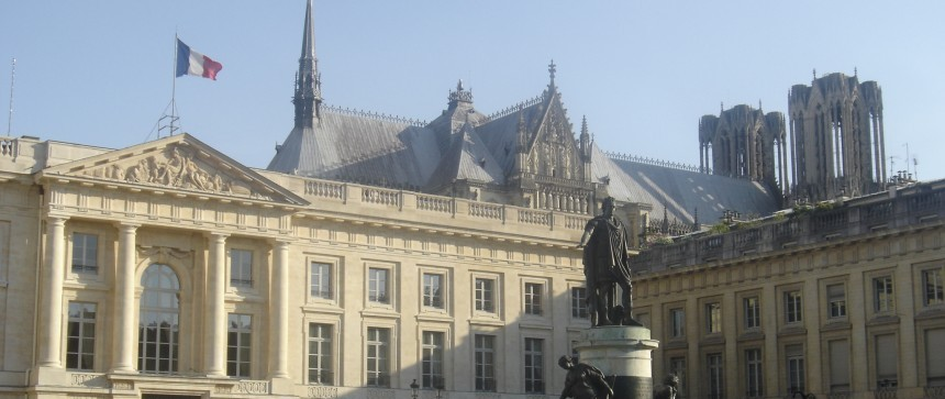 Place Royale - Reims