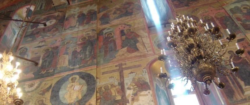 Eglise orthodoxe - Moscou