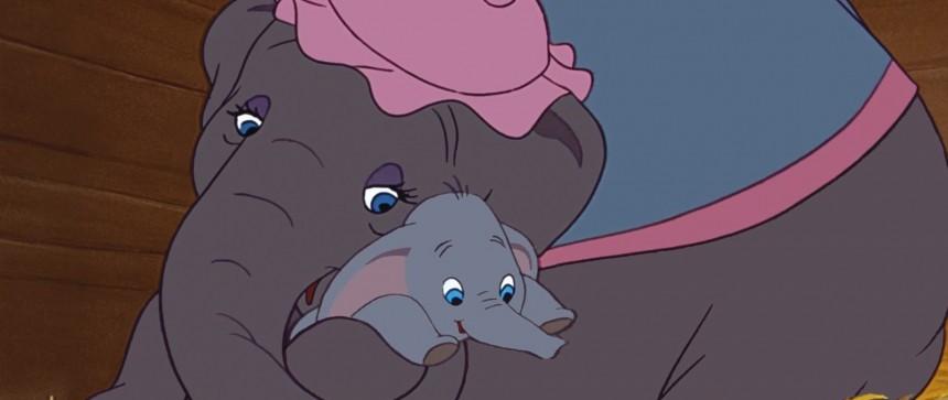 Dumbo et sa Maman