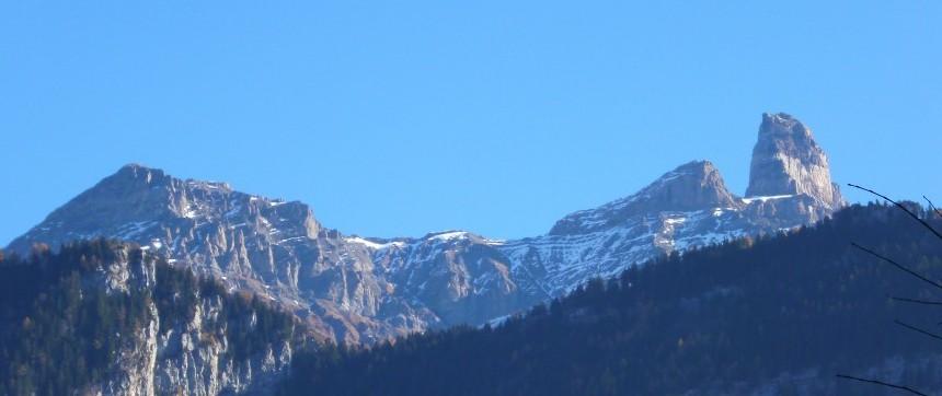 Montagnes suisses -