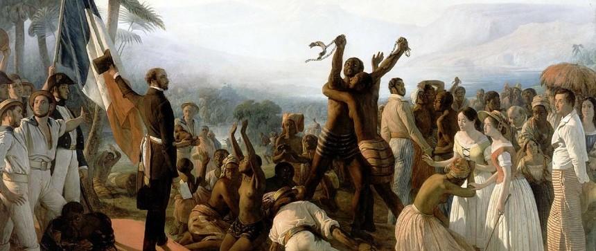 Abolition de l'esclavage - Briard