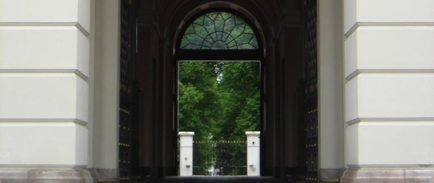 Palais royal - Oslo