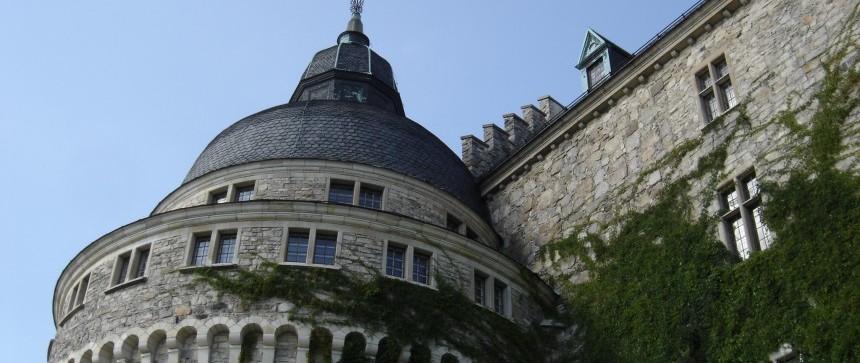 Château d'Örebro - Suède