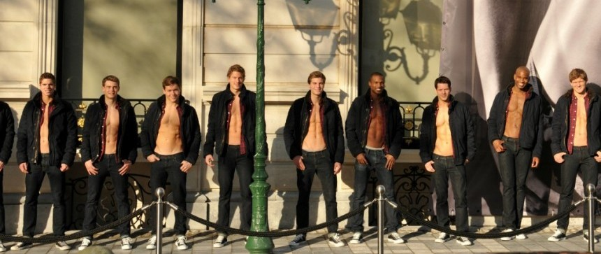 Abercrombie & Fitch - Bruxelles