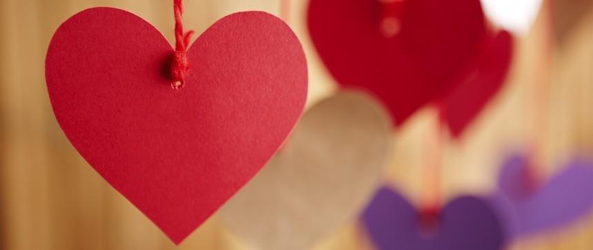 Coeurs de St-Valentin