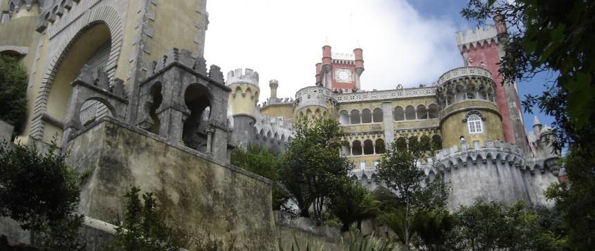 Palais de Sintra - Portugal