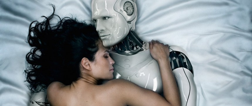Night sex with a robot
