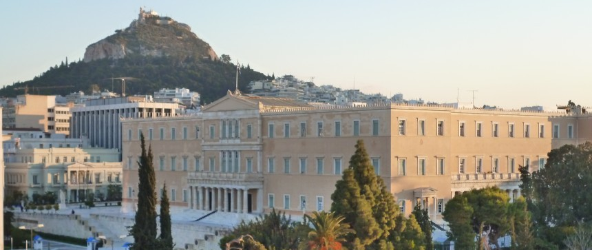 Parlement grec & Syntagma