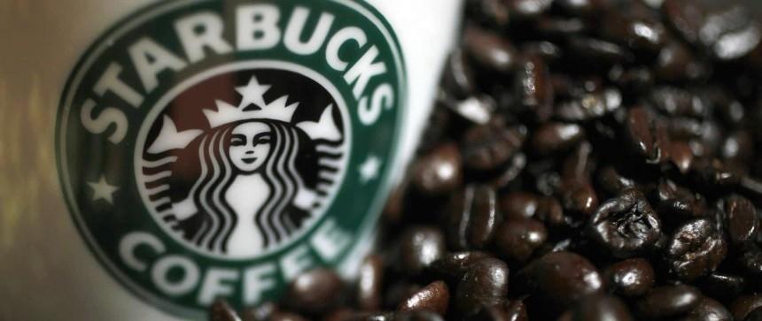 Starbucks Coffee & Grains de café