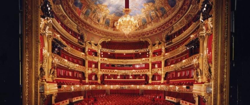 Théâtre Royal de la Monnaie - Bruxelles
