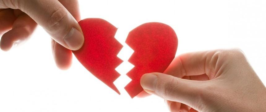 Première rupture amoureuse