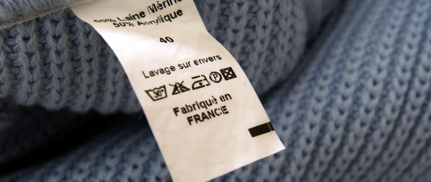 Pull fabriqué en France