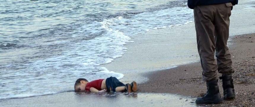 Enfant mort noyé sur une plage turque