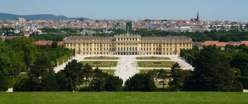 Palais de Schönbrunn - Vienne, Autriche