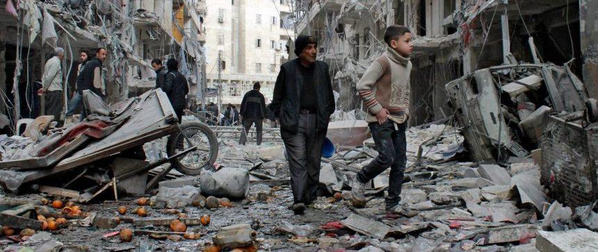 Guerre civile en Syrie