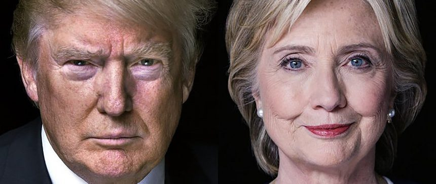 Donald Trump - Hillary Clinton
